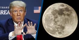 Trump's Space Force Wants To Build A Base On The Moon