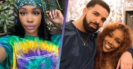 SZA Responds To Claims Drake Dated Her When She Was Underage
