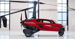 Flying Car Gets Permission To Drive On European Roads