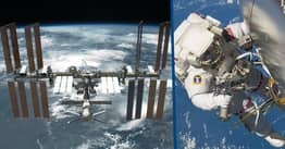 Monday Is The 20th Anniversary Of Humans Living On Board the International Space Station