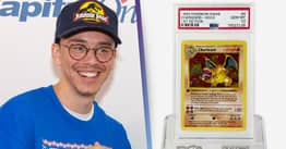 Former Rapper Logic Pays Record-Breaking $226,000 For Pokémon Card