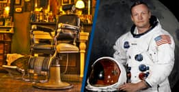 How Astronaut Neil Armstrong Got One Over On His Thief Barber