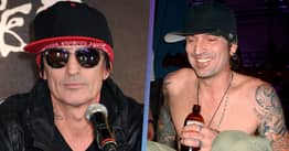 Mötley Crüe's Tommy Lee Was Drinking Nine Litres Of Vodka Every Day Before Rehab