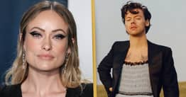 Olivia Wilde Defends Harry Styles' Dress On History-Making Vogue Cover