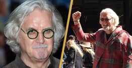 Sir Billy Connolly Hosting Final Stand-Up Special Next Month