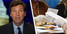 Fox News Host Forced To Apologise After Claiming Dead Person Voted In Election
