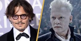Johnny Depp Will Receive Full Salary For Fantastic Beasts 3 Despite Being Asked To Resign