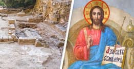 Temple Where Jesus 'Healed Bleeding Woman' Discovered