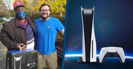 Real-Life Hero Buys PS5 For Gaming Buddy Of 15 Years