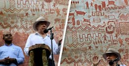 'The Sistine Chapel Of The Ancients' Discovered In Amazon Rainforest