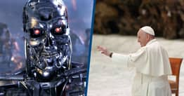 Pope Francis Prays That There Is Not An AI Uprising Coming