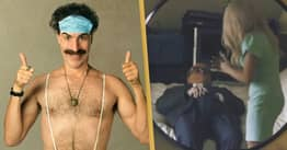 Borat Sequel Is America's Second Most-Streamed Movie This Year