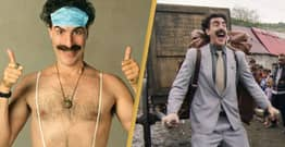 Petition Launched To Disqualify Borat 2 From Oscars