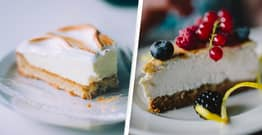 Cheesecake Voted Britain's Favourite Cake In National Cake Day Poll