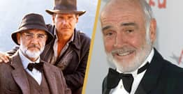 Harrison Ford Pays Tribute To Late Indiana Jones Co-Star Sean Connery