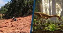 Archaeologists Discover Remains Of T-Rex's 'Godfather' In Brazil