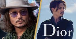 Johnny Depp Remains Face Of Dior After Losing 'Wife Beater' Libel Case