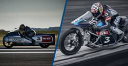 Voxan Wattman Earns Fastest Electric Motorcycle Title With 254mph Top Speed