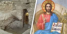 Jesus's 'Childhood Home' Claimed To Have Been Discovered By Archaeologists