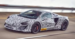 McLaren Teases Name Of Its All-New Next-Generation Hybrid Supercar