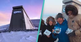 Oreo Built A Doomsday Vault To Preserve Cookies For Future Generations