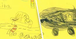 German Police Use Children's Sketches To Find Rogue Driver