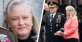 Wife Of Top US General Saves Life Of Vet Who Collapsed During Veterans Day Ceremony