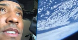 NASA Astronaut Victor Glover Shares Video Looking At Earth From SpaceX Crew Capsule