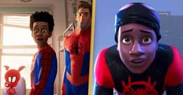 Spider-Man: Into The Spider-Verse Is Now Streaming On Netflix