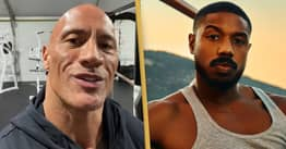 The Rock Is Refusing To Concede Sexiest Man Alive Title To Michael B. Jordan