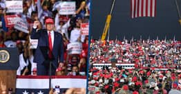Trump Campaign's Phone App Gathered Supporters' Intimate Data