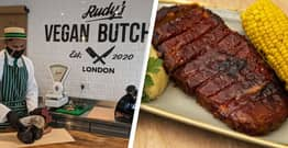 UK's First Vegan Butcher Completely Sells Out On First Day