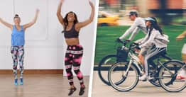 5 Ways To Work Out That Won't Make You Hate Exercise