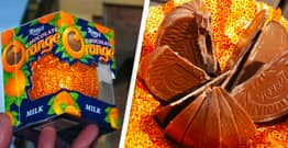 Terry's Chocolate Orange Voted Best-Ever Christmas Chocolate