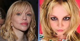 Courtney Love Says Britney Spears' Manager 'Almost Killed' Her And Kurt Cobain's Daughter