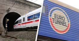 Man Arrested After Trying To Run To France Through Channel Tunnel