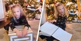 Blind Harry Potter Fan Surprised With The Books In Braille For Christmas