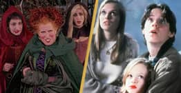 Hocus Pocus 2 Is Officially Happening On Disney+
