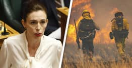 Jacinda Ardern Declares Climate Emergency In New Zealand
