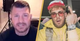 MMA Star Michael Bisping Accepts Challenge From Jake Paul, Says He Will 'Take Him To School'