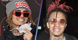 Lil Pump Banned From Airline For Life For Refusing To Wear Mask