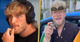 Logan Paul Says Jake Paul Is 'F*cking Dumb' For Challenging Conor McGregor