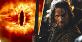 Amazon's Lord Of The Rings TV Show Has Reportedly Wrapped Filming