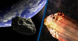 NASA Tracking Huge Christmas Day Asteroid Heading Towards Earth At 22,000mph