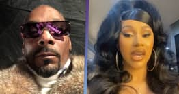 Snoop Dogg Backtracks After Cardi B's Husband Offset Reacts To His WAP Criticism