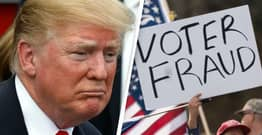 US Official Offers $1 Million For Voter Fraud Reports, Doesn't Want To Pay When Fraudulent Trump Votes Found