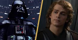 Hayden Christensen Says It's 'Good To Be Back' As Darth Vader