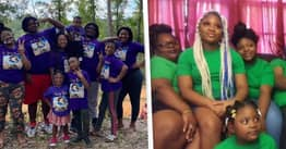 Alabama Woman Raising 12 Kids After Her Sister And Brother-In-Law Die Of Coronavirus