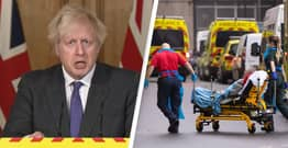 Boris Johnson Says The UK Coronavirus Variant Is More Deadly