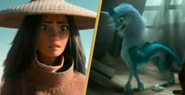 Disney Drops Second Action-Packed Trailer For Raya And The Last Dragon